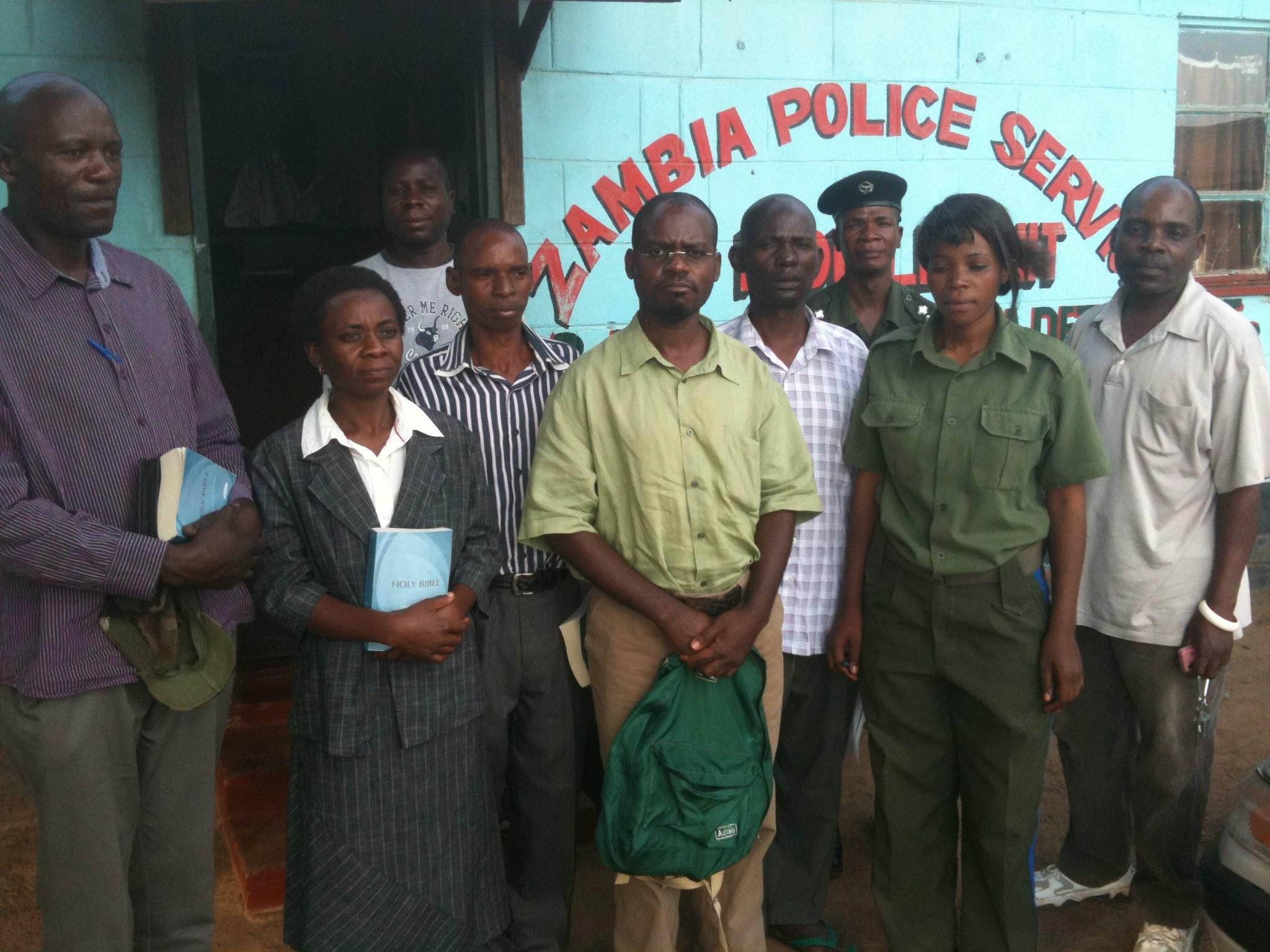 Zambia Police Outreach